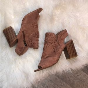 NEW bamboo booties